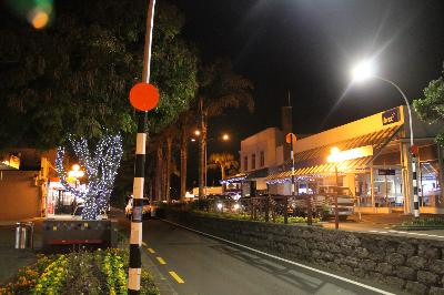 Fairy Lights Birkenhead Ave High Cnr-710